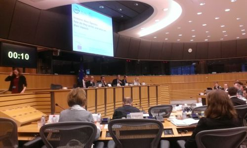 An insiders view of Brussels ! the invasive species legislation being discussed by the EU