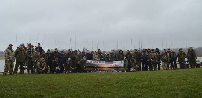 Competition in Peterborough opened the fight for the titule of Polish Lure Angling Champion in the UK.