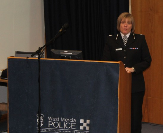 Assistant Chief Constable Blakeman opens Operation LEVIATHAN.