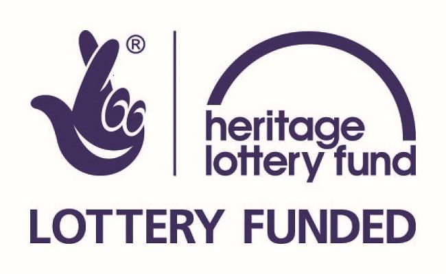 Heratige lottery logo