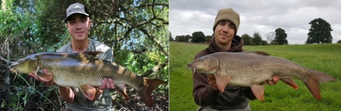 James Champkin Angling Trust barbel fishing