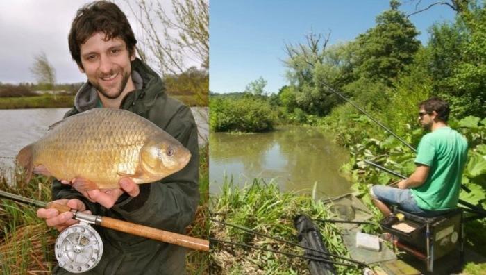 crucian carp fishing Marsh farm specimen