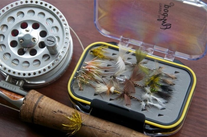 fly fishing essential gear check list