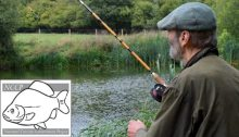 Chris Yates fishing Angling Improvement Fund