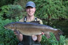 James Champkin specimen fishing barbel angling trust