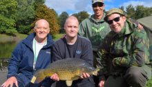 Liverpool city coarse carp fishing free
