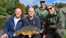 Liverpool city coarse carp fishing free
