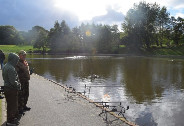 Liverpool carp fishing lakes Merseyside free fishing