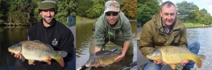 Liverpool public park lakes free carp fishing specimen