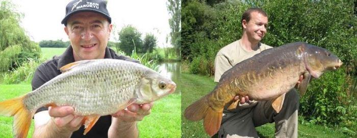 Stenhill fishery Devon