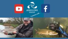 Angling Trust 3 minutes with interviews