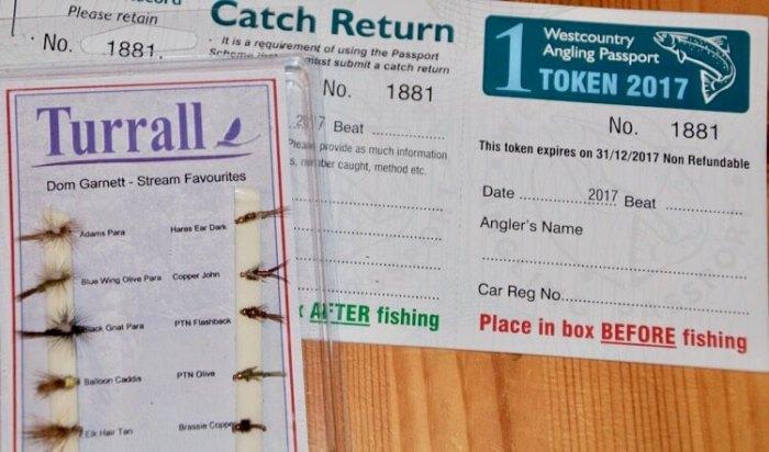 Fly fishing passport schemes cheap