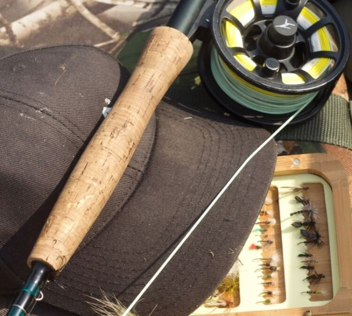 Basic fly fishing set up essentials