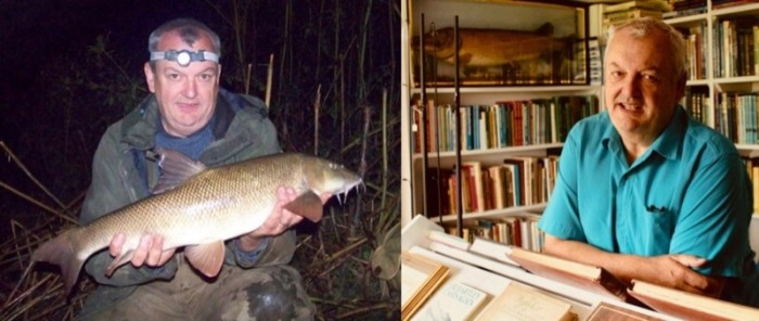 Keith Armishaw Angling Heritage Project River Reads