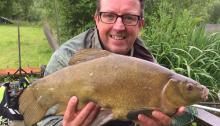 Tench fishing tips