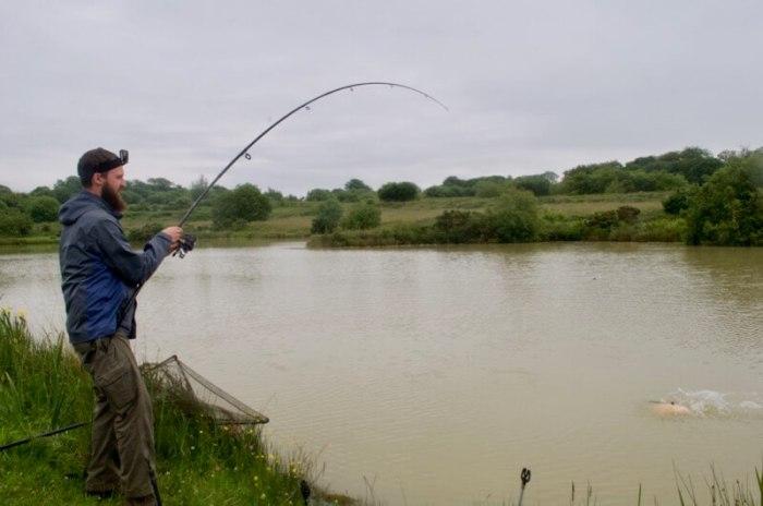 Anglers Eldorado Devon jack Perks
