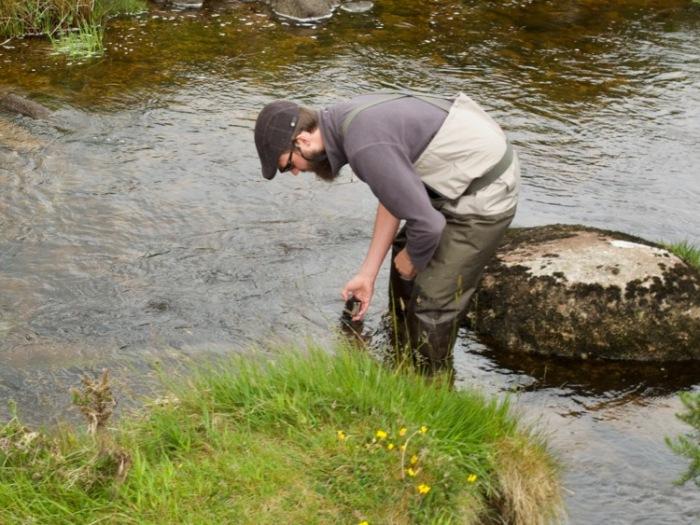 Jack Perks BBC wildlife fish filmmaker