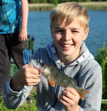 Urban fishing Hull Yorkshire