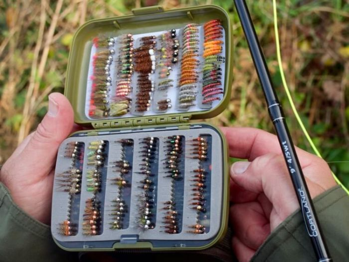 Fly boxes fly tying Orvis