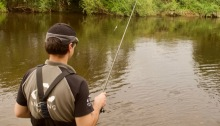 River fishing guide how to